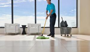 Sugerencias a empresa de limpieza