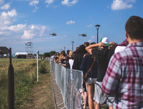 Control de accesos para eventos multitudinarios